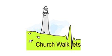 Church Walk logo