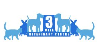 3 Mile Veterinary Centre logo
