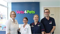 Joint venture partnership with Vets4Pets