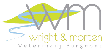Wright & Morten Veterinary Surgery logo