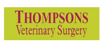 Thompsons Vets logo