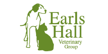 Earls Hall Veterinary Group logo
