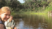 EMS field assistant adventures in the Amazon