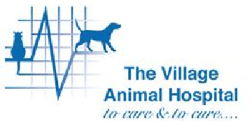 The Village Animal Hospital  logo