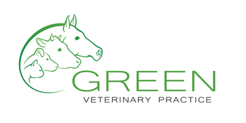 Green Veterinary Practice logo