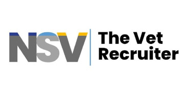 NSV The Vet Recruiter logo