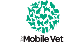 The Mobile Vet logo