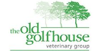 The Old Golfhouse Veterinary Group logo
