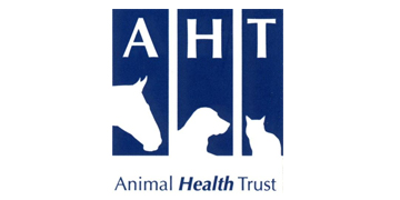 The Animal Health Trust logo