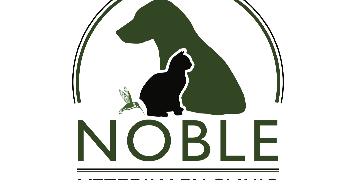 Noble veterinary clinic logo