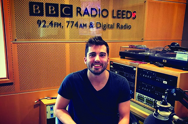 Andy at Radio Leeds