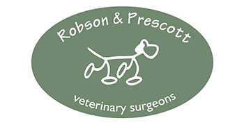 Robson and Prescott The Veterinary Centre logo