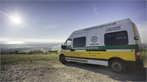 Mobile vet - the first truly mobile clinic