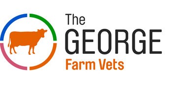 The George Farm Vets logo