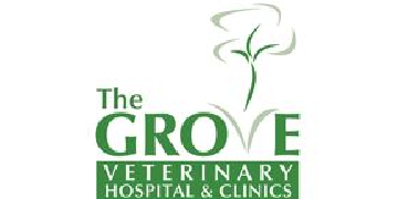 The Grove Veterinary Hospital & Clinics logo