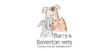 Barry & Boverton Vets logo