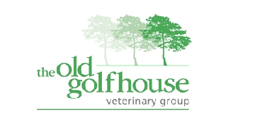 The Old Golf House Veterinary Group logo