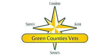 Green Counties Vets logo