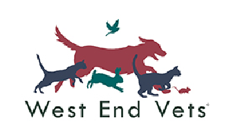 West End Vets logo