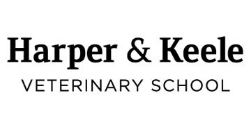 Harper & Keele Veterinary School logo